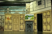Oliver - Brownlow Residence - theatre set